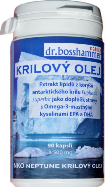 NKO krilový olej 90 kapslí