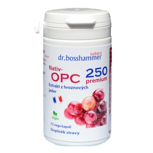 Nativ OPC 250 Premium 72 kapslí
